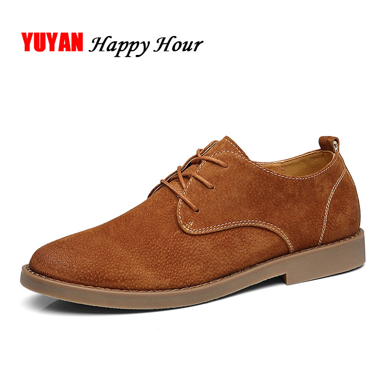 Fashion Oxfords Shoes Men Genuine Leather Casual Shoes High Quality Men's Oxfords Fashion Business Shoes KA207 high quality genuine leather women shoes fashion female casual shoes heart