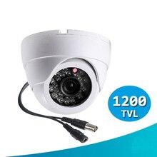1200TVL камеры наблюдения строить-в 1/3 » SONY кмоп-датчик IR-CUT 24 из светодиодов ИК ночного видения видеонаблюдения в помещении камеры видеонаблюдения безопасности