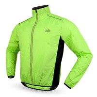 BATFOX Cycling Jersey Long Sleeve Men Maillot Ciclismo Cycling Windbreaker Jackets Breathable Windproof Bike Jersey MTB