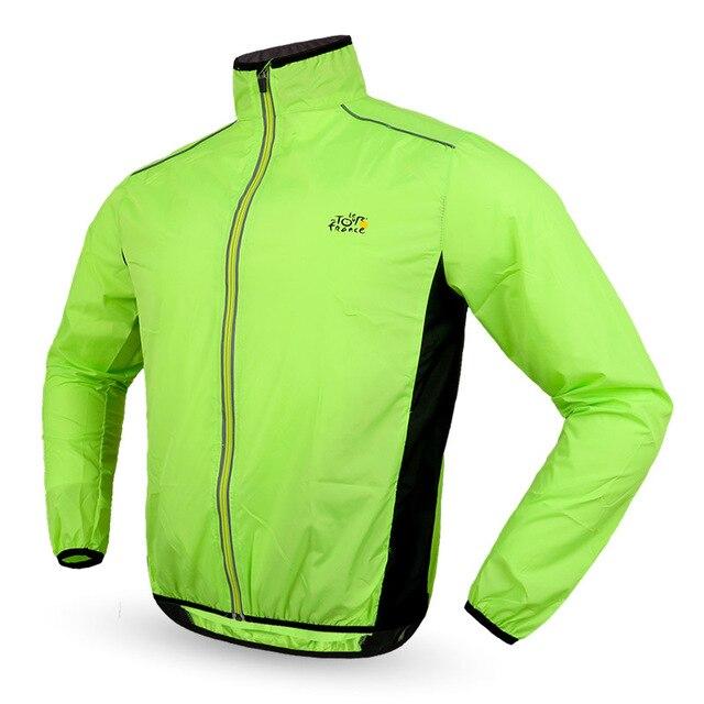 new arrival 65a2b b9eb4 US $16.39 45% OFF|Radfahren Jersey Langarm Männer MTB Bike Fahrrad  Windjacke Jacken Winddicht Tour de France Radfahren Jersey Maillot Ciclismo  in ...