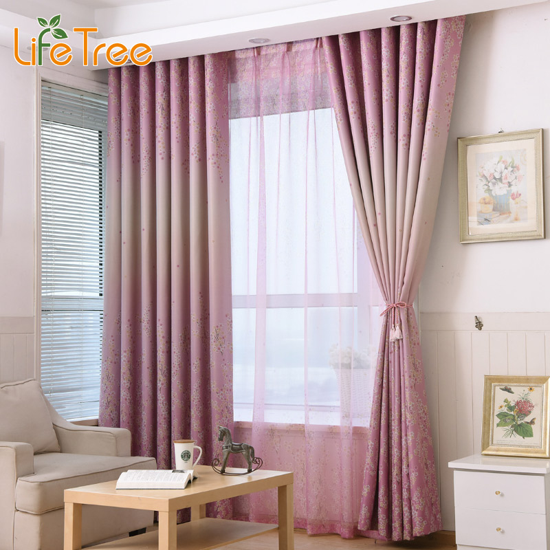 Popular lavender curtains buy cheap lavender curtains lots from china lavender curtains for Lavender curtains for living room