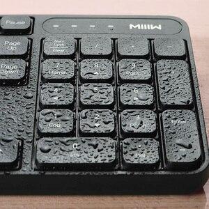 Image 4 - Xiaomi MIIIW Drahtlose Tastatur Maus Set 104 Schlüssel Volle Größe 2,4 GHz IPX4 Wasserdichte Tastatur Für Windows 7/8/10 Mac System