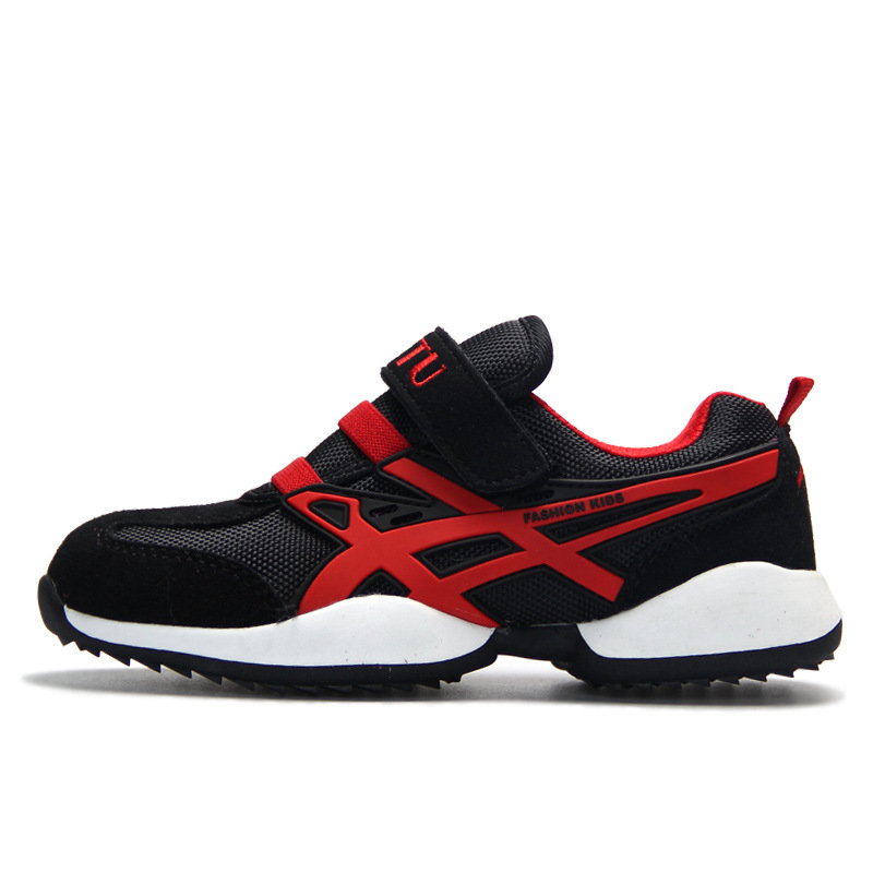 High-quality-Brand-children-shoes-boys-and-girls-genuine-leather-outdoor-shoes-breathable-running-shoes-kids-sports-shoes-4