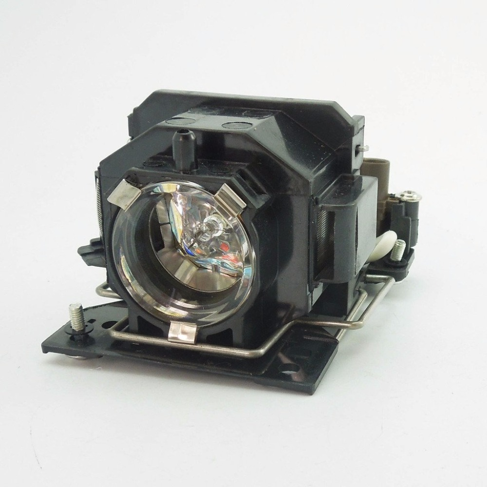 DT00821  Replacement Projector Lamp with Housing  for  HITACHI CP-X3 / CP-X5 / CP-X5W / CP-X3W / CP-X264 / HCP-610X dt00821 oiginal projector bulb with housing for hitachi hcp 600x hcp 610x hcp 78xw projectors