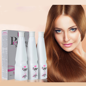BOQIAN 500ml*3 Professional Hair Straightening Cream Softener Ion perm Hair Straightener Hair Relaxers Cream Treatment hair relaxers kora 45727 hair masks restoration and nourishment mask
