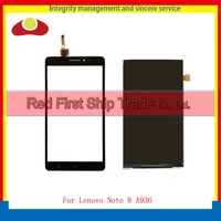 High Quality 6 0 For Lenovo Note 8 A936 Touch Screen Digitizer Sensor Lens Glass Panel