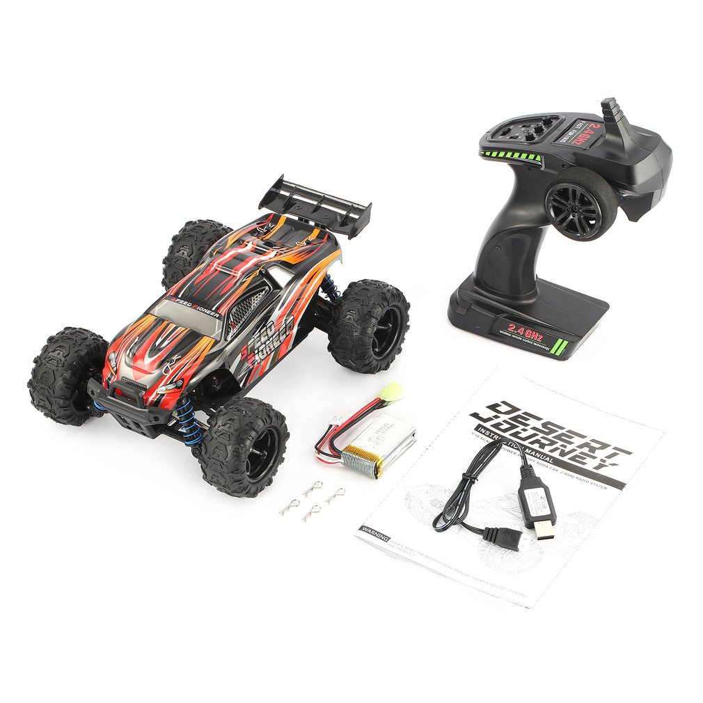 Original 4WD Off-Road RC Vehicle PXtoys NO.9302 Speed for Pioneer 1/18 2.4GHz Truggy High Speed RC Racing Car RTR цена 2017