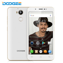 Doogee f7 pdaf deca núcleo 5.5 pulgadas 13.0 mp cámara 3 gb + 32 gb tipo C 4G LTE Android 6.0 Helio X20 MTK6797 OTG Lector De Huella Dactilar 3400 mAh
