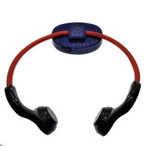 Image 3 - Bone Conduction Swimming Training Waterproof Headset Headphone Receiver H902