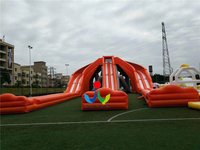 2018 Giant inflatable long water slide for fun,inflatable kids slide with flame retardant,inflatable water park for adults
