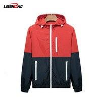 2015 New Spring Autumn New Men S Sports Jacket Hooded Outdoor Jacket Men Fashion Thin Windbreaker
