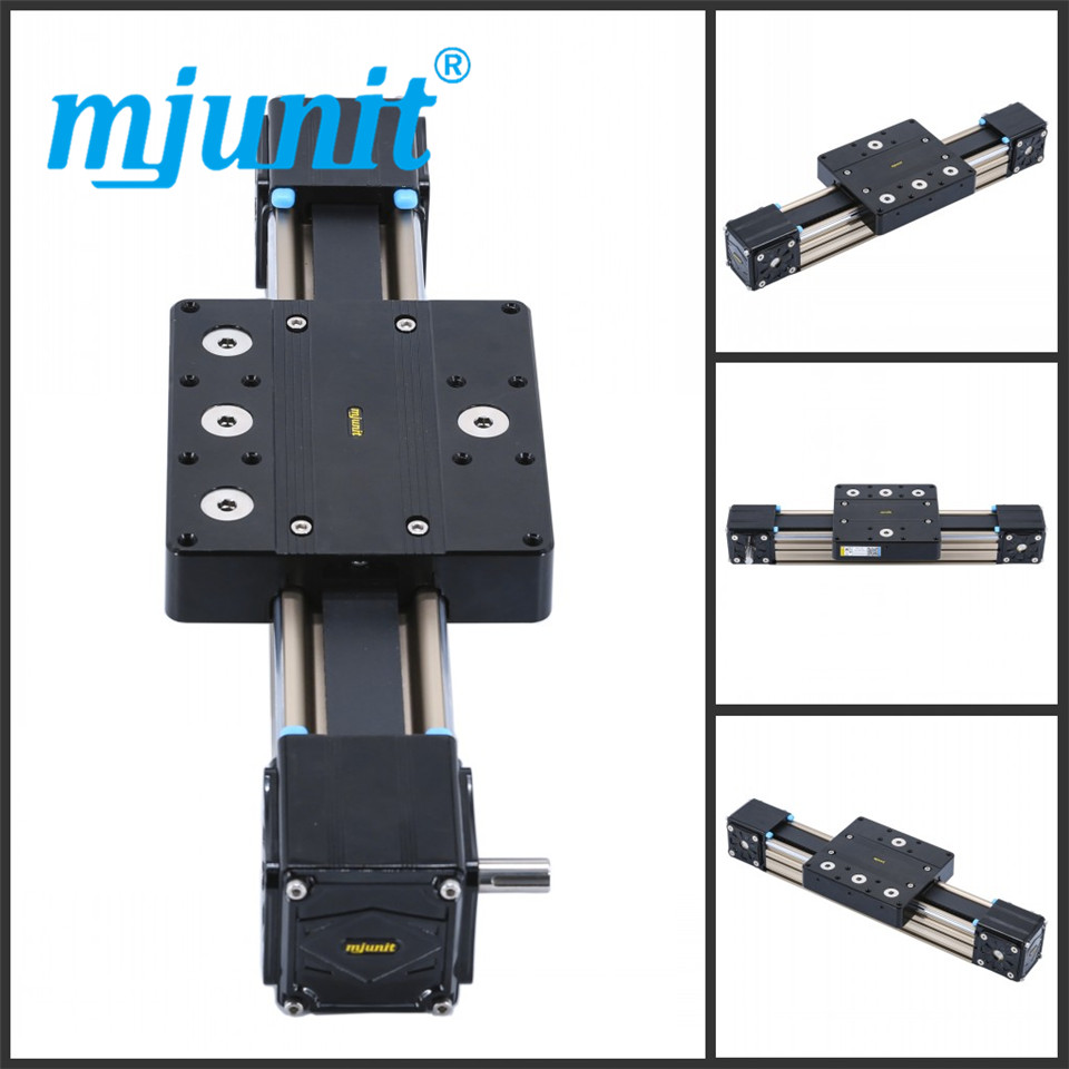 все цены на mjunit MJ80 linear block carriage linear motion guide way with 900mm stroke length онлайн
