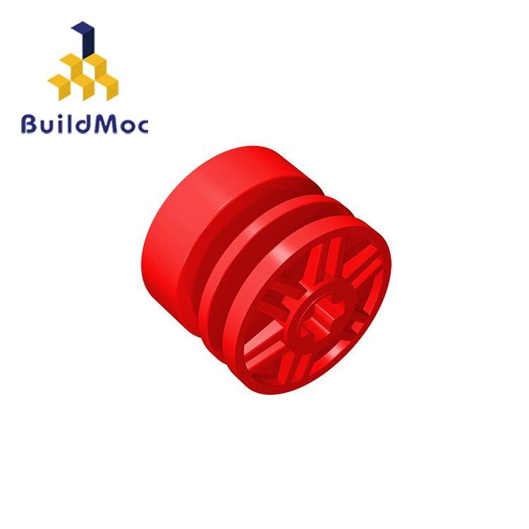 BuildMOC Compatible Assembles Particles 55982 18x14mm For Building Blocks Parts DIY LOGO Educational Creative Gift Toys