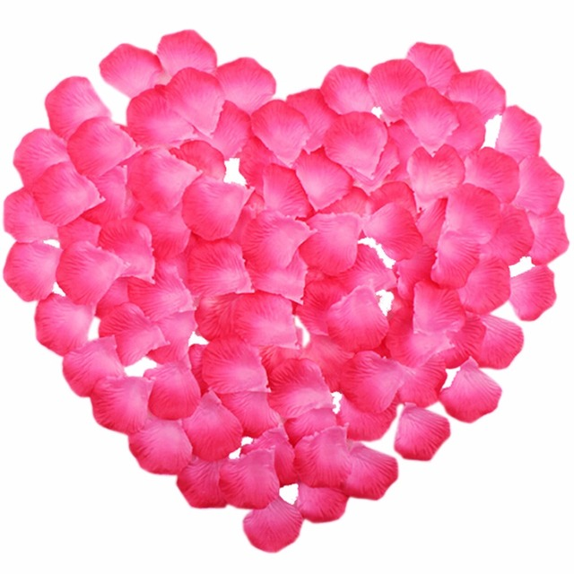 Home decoration accessories 1000pcs artificial flowers silk flower home decoration accessories 1000pcs artificial flowers silk flower rose petals wedding party decoration peach bai mightylinksfo Image collections