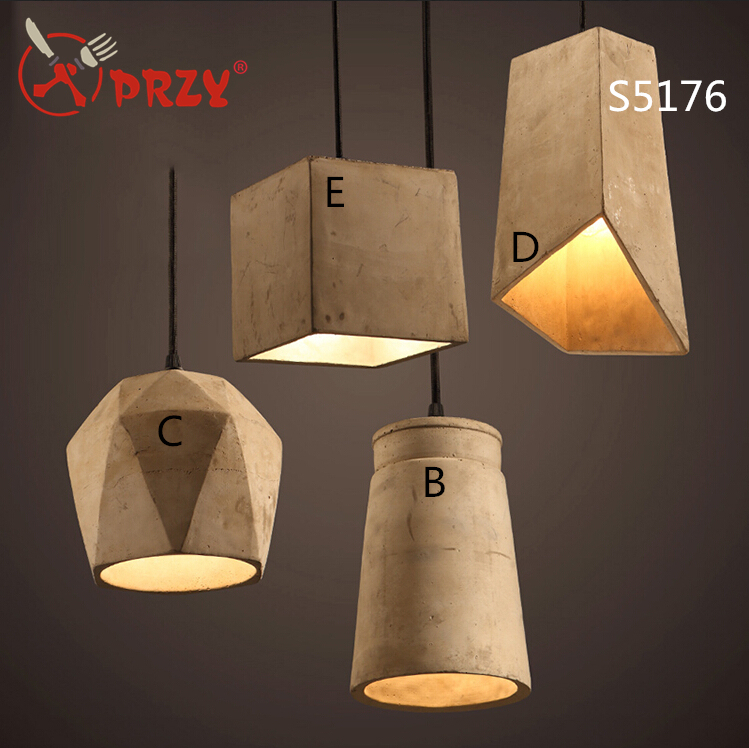 silicone concrete molds lampshades for lamps DIY molds cement 4 STYLES lamps silicone molds for Bar bedroom decoration|mold for|silicone mold|molde silicone - title=