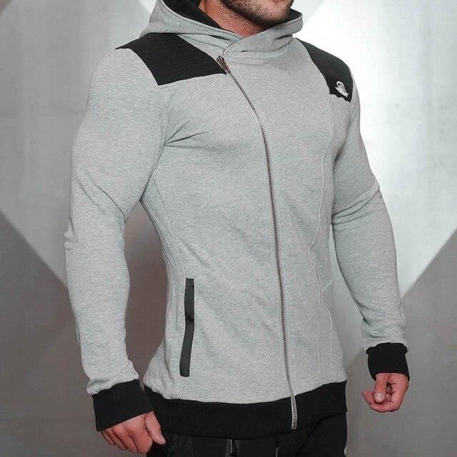 2016 Engineers  Mens Jacket Fitness Fashion Brand Sweatshirt Men  Clothing Hoody Jackets High Quality
