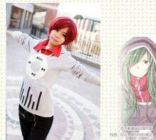 Kagerou Proyecto Kido Tsubomi Harajuku Anime Cosplay Hoodies Mujeres Sudadera Tops Moleton Feminino