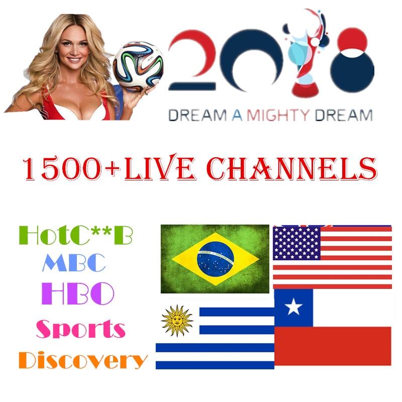 Brazil IPTV, Latin America discovery HBO, , IPTV 1 year