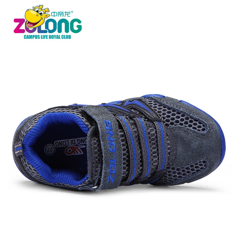 Sandały dla dziewczynek i chłopców Letnie buty sportowe dla dzieci - Obuwie dziecięce - Zdjęcie 4