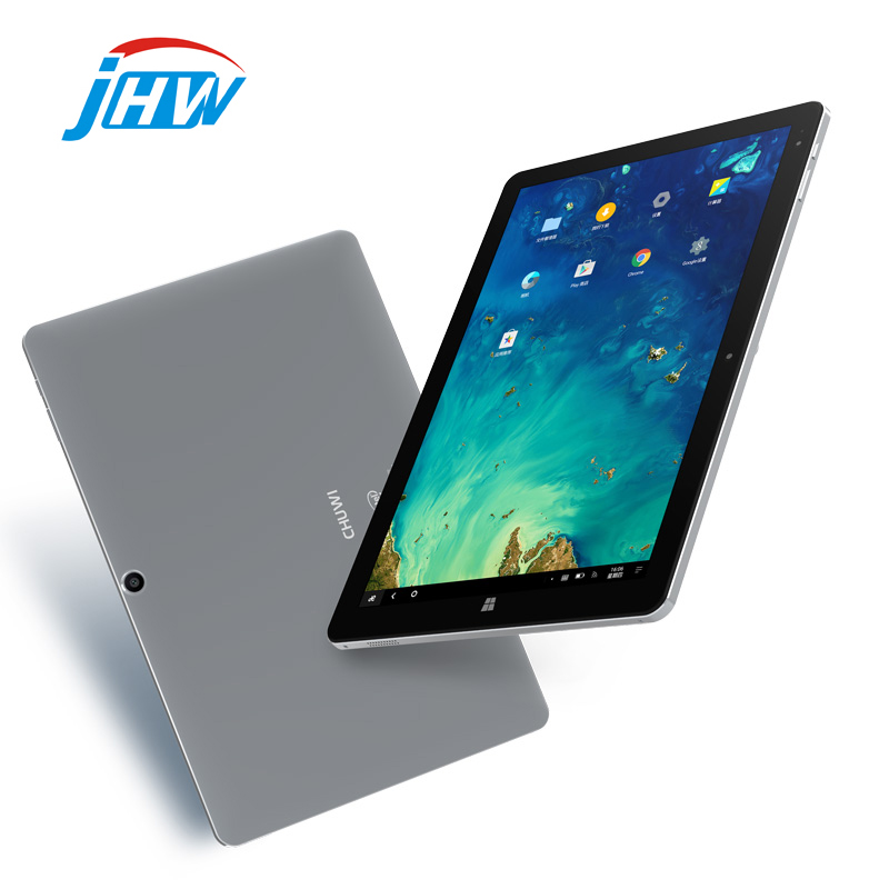 10 1 Chuwi Hi10 Pro Dual OS Tablet PC Quad Core Intel Z8350 Windows 10 Android