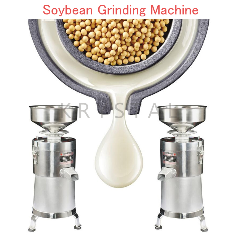 Commercial Soybean Grinding Machine Electric Soybean Milk Maker Automatic Soybean Milk Milling Machine 100 Type soybean