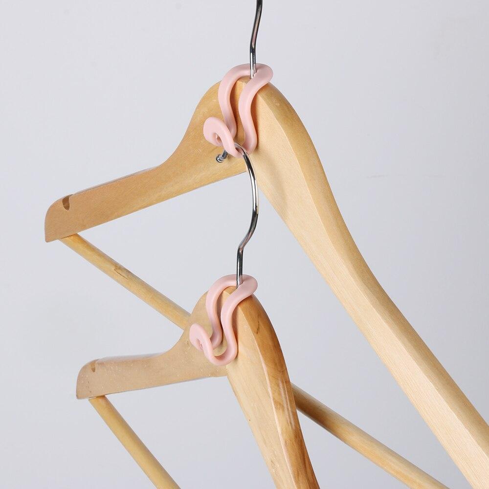5 шт., противоскользящая креативная мини вешалка для одежды, домашний легкий крючок, шкаф, органайзер для хранения, держатель, аксессуары для дома и жизни