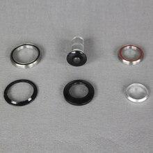 Конический Топ для электровелосипеда, 1-1/8 дюйма, 1-1/2 дюйма, для карбонового шоссейного велосипеда, велосипедная гарнитура, трубчатая углеродная велосипедная гарнитура, H373