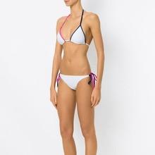 Купить с кэшбэком Sexy Women Swimsuits 2 Piece Beach Swimming Suits 2019 Female Brazilian Bikini Push Up Bikini Sets