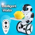 RC Robots Kib Vaso de Auto Equilibrio Equilibrio Carretilla de Juguete de Control Remoto Robot Inteligente