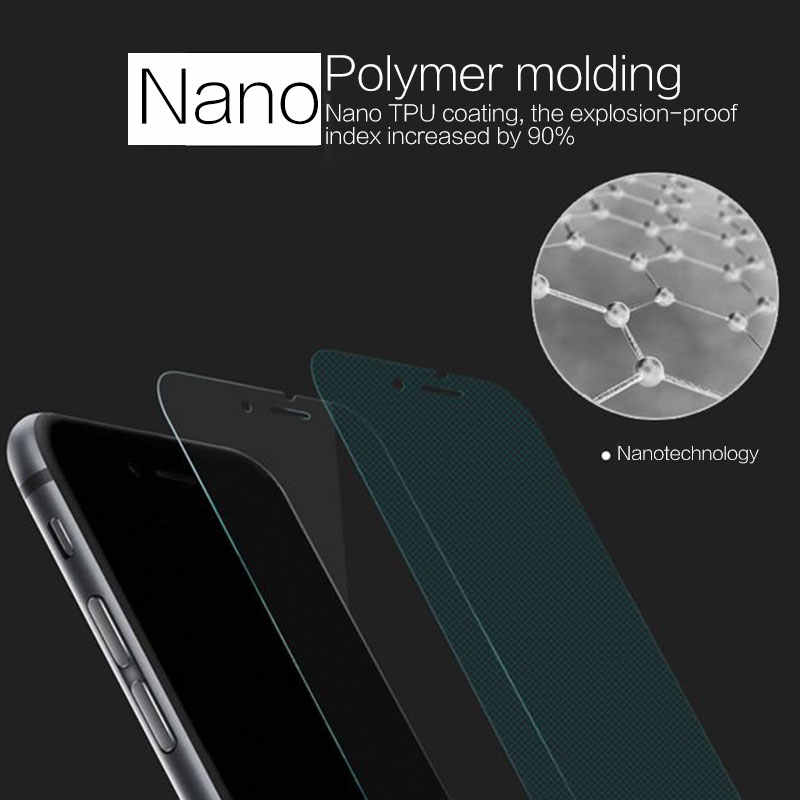 Explosion-Proof Nano Lembut Film untuk Lenovo K3 K8 K3 Catatan K5 K5 K8 Catatan K6 K6 Catatan Power anti-Shatter Pelindung Layar Film