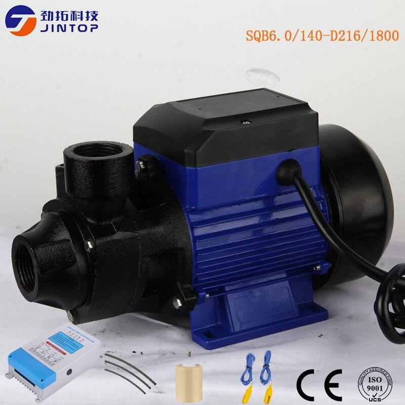 (Modèle SQB6.0/140-D216/1800) JINTOP pompe solaire de surface pompe à eau solaire système de pompe à eau pour l'irrigation fabriqué en chine