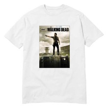 The Walking Dead Movie Logo T-Shirts