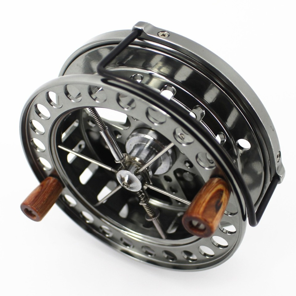 113.5MM CENTER PIN CENTREPIN FLOAT REEL 4 1//2 INCHES SALMON CLASSIC FISHING REEL