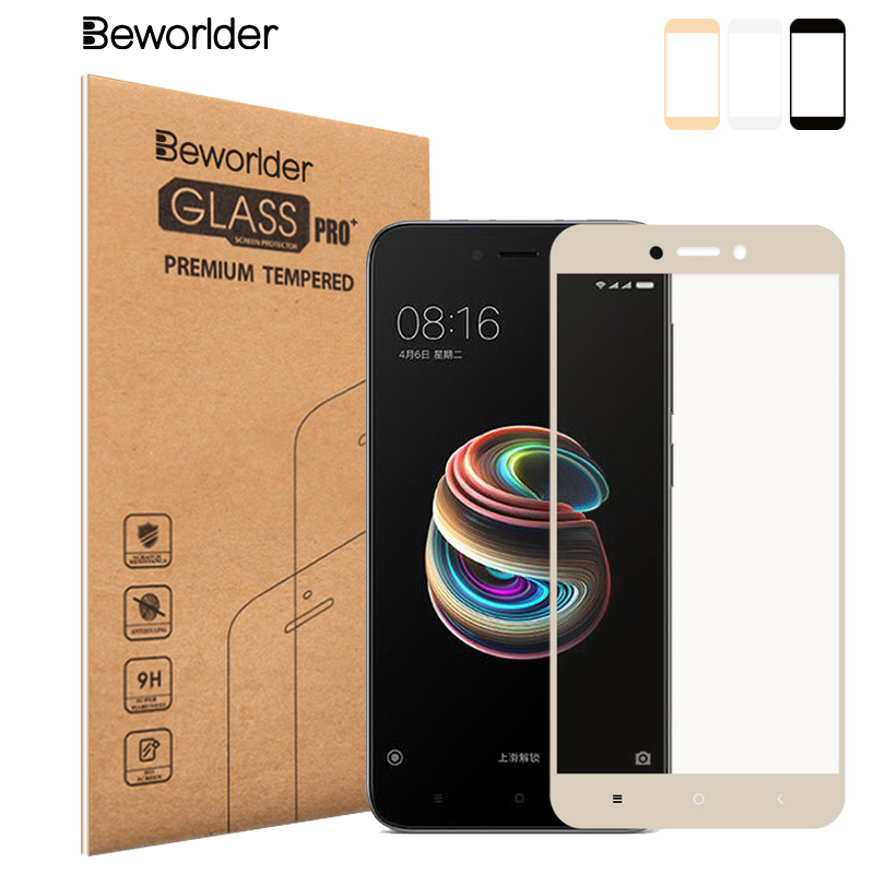 Beworlder Tempered Glass For Xiaomi Redmi 5A Full Screen Protector Protective Film Full Cover For Xiaomi Redmi 5A Glass Redmi5ABeworlder Tempered Glass For Xiaomi Redmi 5A Full Screen Protector Protective Film Full Cover For Xiaomi Redmi 5A Glass Redmi5A