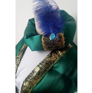 Image 5 - Halloween Exotische Volwassen Mannen Arabische Pak Cosplay Kostuum Voor Stage Performance Of Maskerade Partij