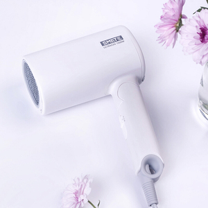 Image 4 - 2020 New SMATE SH A121 Mini Anion Hair Dryer Negative Ion hair care Quick Dry Portable Travel Foldable Hairdryer diffuser