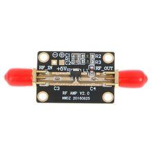 Amplificateur RF haute linéarité Ultra faible bruit LNA 0.05 4G NF = 0.6dB amplificateur FM HF VHF/UHF