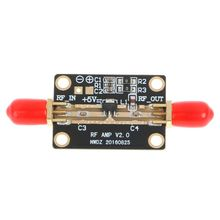 Ultra Low Noise LNA 0.05 4G NF=0.6dB High Linearity RF Amplifier FM HF VHF/UHF