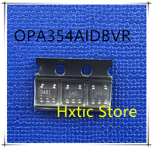 NEW 10PCS/LOT OPA354AIDBVR OPA354AIDBV OPA354 MARKING OABI 0ABI SOT23 -5 IC