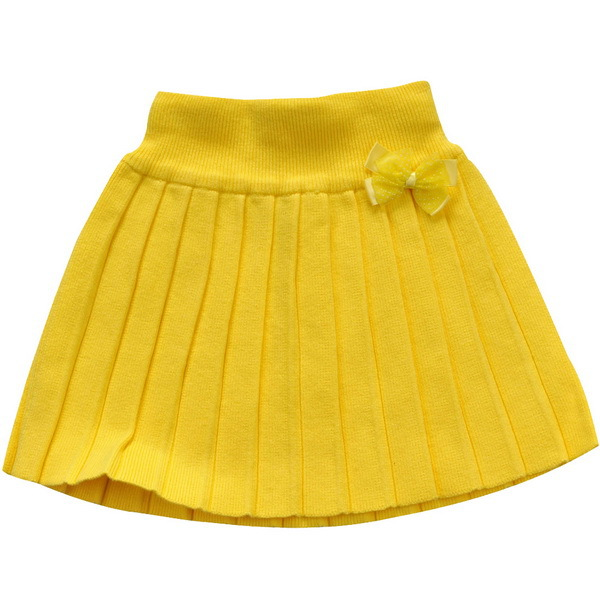 Korean style baby girls cotton pleated skirts size 90 130 for Deco 90 fut 18