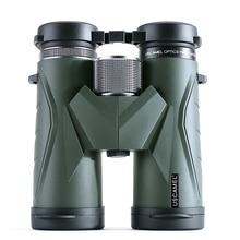 USCAMEL Binoculars 10x42 Waterproof Telescope Professional Hunting Optics Camping Outdoor (Army Green)