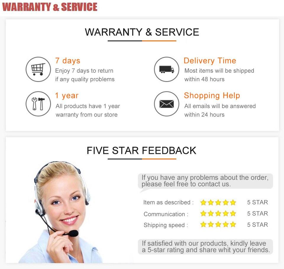 Warranty Service Feedback