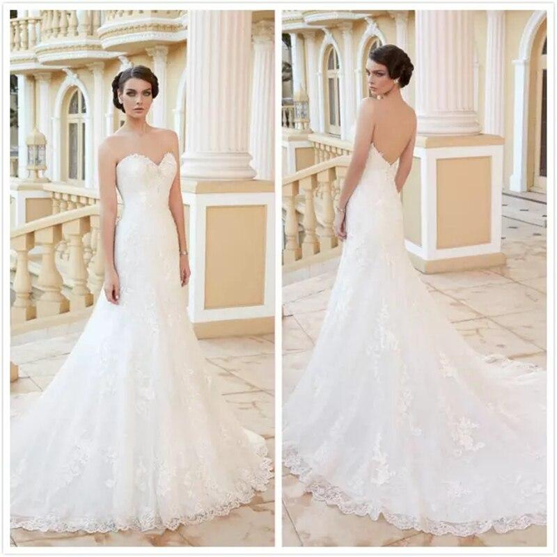 Свадебные платья со склада