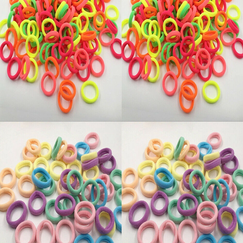 50 PCS Elastic Rubber Hair Ties Band Rope Ponytail Holder Rubber String Kid Girl  Elastic Hair Ties Band Rope Ponytail Hair50 PCS Elastic Rubber Hair Ties Band Rope Ponytail Holder Rubber String Kid Girl  Elastic Hair Ties Band Rope Ponytail Hair