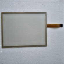 Replacement AMT9535 AMT-9546 8wire 15 inch Touch Glass screen for HMI Panel repair~do it yourself,New & Have in stock