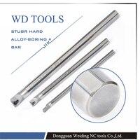 Alta qualidade de C12Q STUPR11 OU C12Q STUCR11 interno Ferramenta Gira titular ferramentas de carboneto de tungstênio  carboneto de barra chata para furos|Ferr. torneam.| |  -