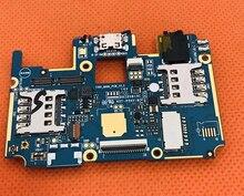 Gebruikt Originele moederbord 2G RAM + 16G ROM Moederbord voor Doogee Schieten 2 MT6580A Quad Core 5.0 inch HD Gratis verzending