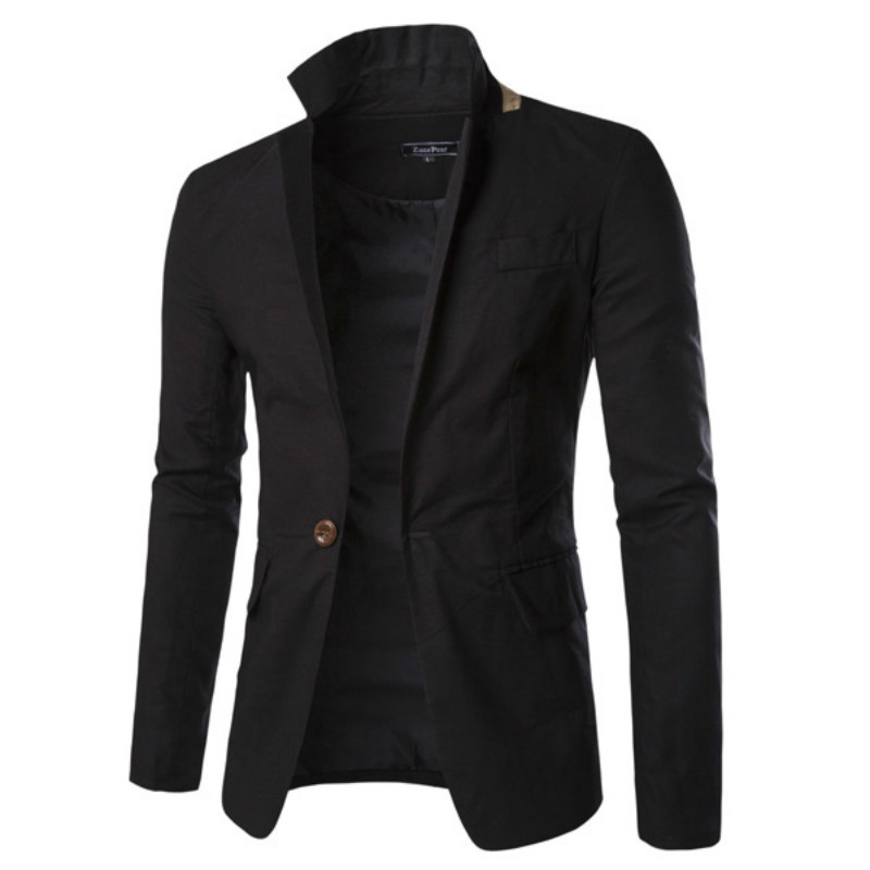 Brand Slim Men Suits Mens Stylish Design Blazer masculino Casual Business Fashion Jacket coat costume homme black suit jackets