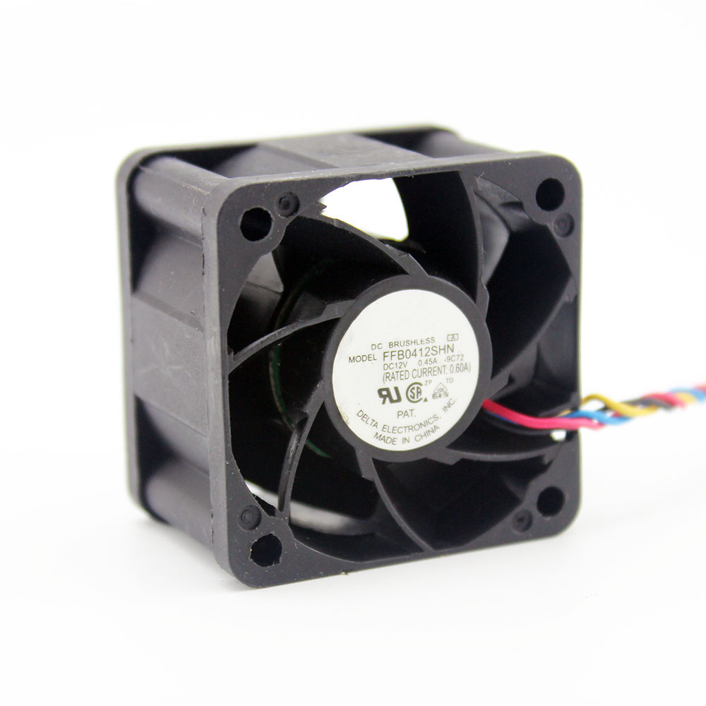 1pcs Brand New for Delta PFB0412EHN SE00 4028 404028mm DC12V 0.72A powerful axial cooling fan 40 mm