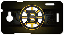 Boston bruins Reaitl Tampa do telefone Para HTC one X M7 M8 M9 Para Samsung Galaxy E5 E7 S3 S4 S5 S6 S7 Borda Mais Nota 3 4 5 Caso